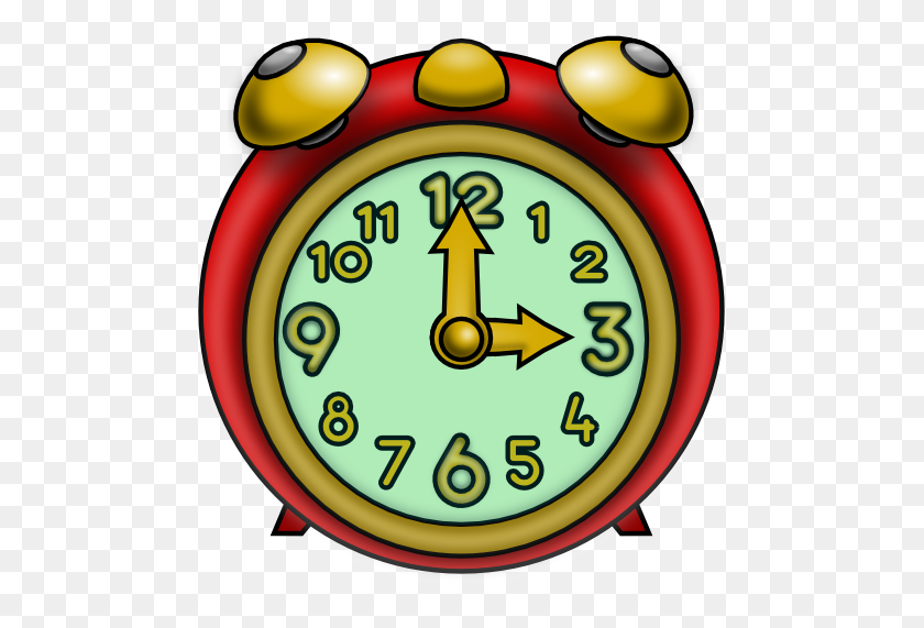 Clock Free To Use Clip Art - O Clipart