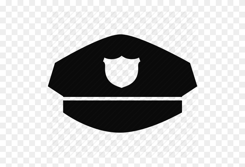 Clothing, Cop, Hat, Police, Police Officer, Security Icon - Cop Hat PNG