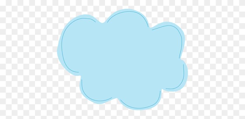 450x351 Cloud Clip Art Cute - Free Cloud Clipart