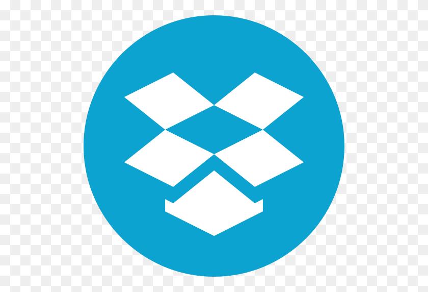 Cloud, Dropbox, Internet, Logo, Network, Storage Icon - Dropbox Logo PNG