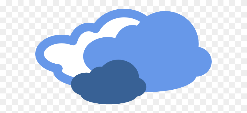 Cloudy Weather Clipart - Hurricane Clipart