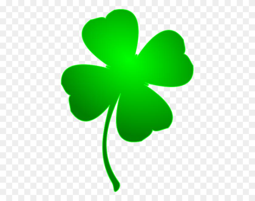 4-leaf clover royalty free clip-art | Clip art, Clover, St patrick
