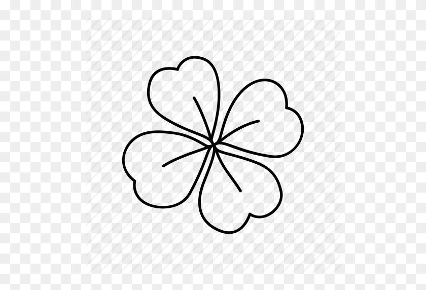 Clover, Four Leaf Clover, Green, Leaf, Lucky Clover, St Patrick - 4 Leaf Clover PNG