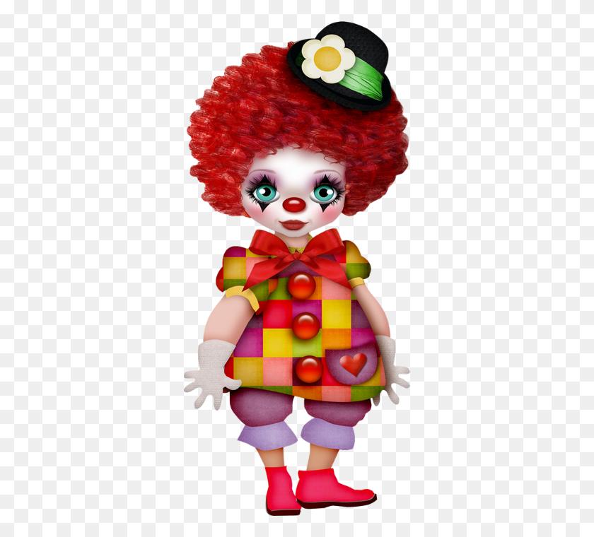 Clown Png, Ballons - Clown Wig PNG