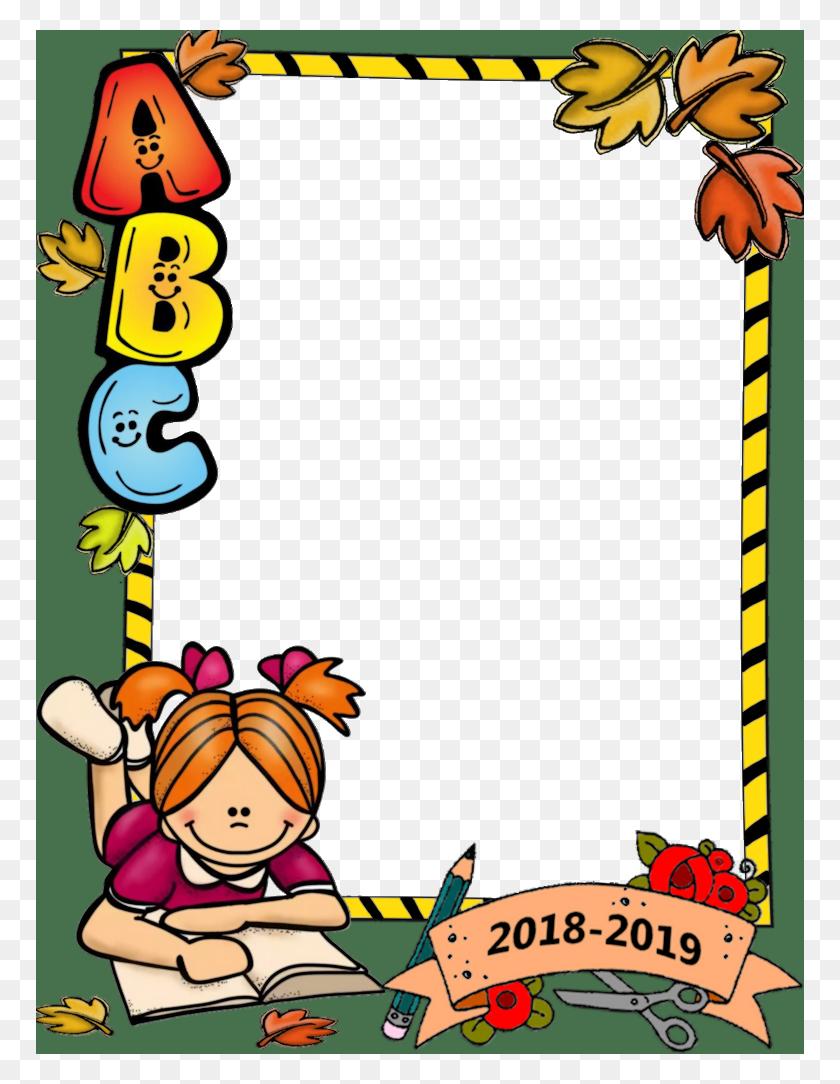 Preschool Graduation Border Clip Art - Preschool Border ...