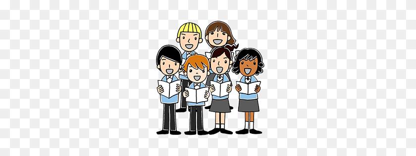 Club Clipart Church Choir - Choir Clipart Free