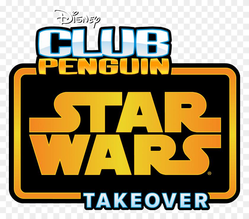 Club Penguin Star Wars Takeover Disney Wiki Fandom Powered - Star Wars Battlefront 2 Logo PNG