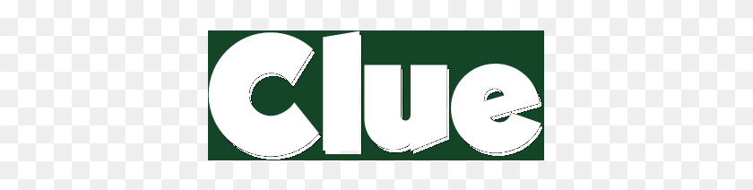 393x152 Clue Logolar, Logo - Clue Clipart