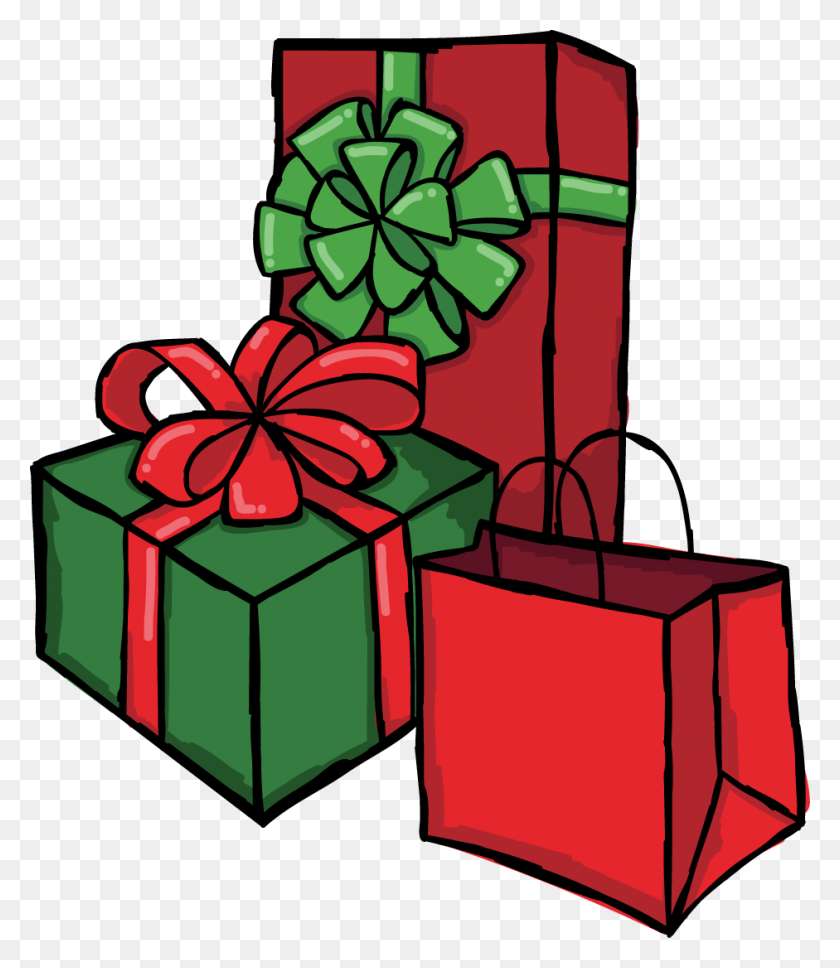 Co Op Community - Christmas Presents PNG