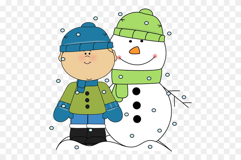 Coat Clipart Snowman - Snowflake Clipart Free Download