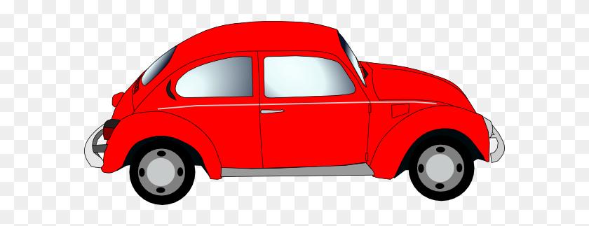 Coccinelle Bug Beetle Car Clip Art - Classic Truck Clipart