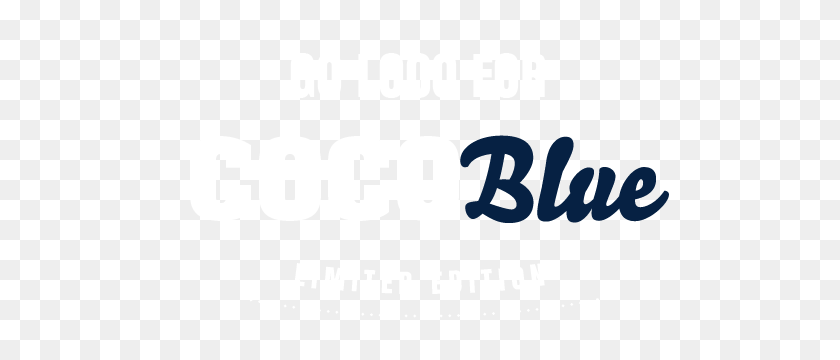 Coco Blue Swisher Sweets - Coco Logo PNG – Stunning free