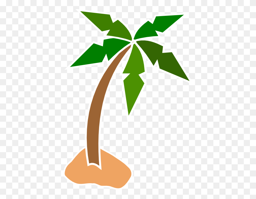Coconut Tree Clipart Look At Coconut Tree Clip Art Images - Orange Tree Clipart
