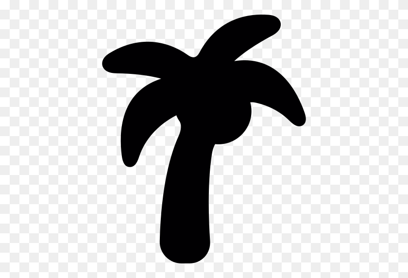 Coconut Tree Png Icon - Coconut Tree PNG