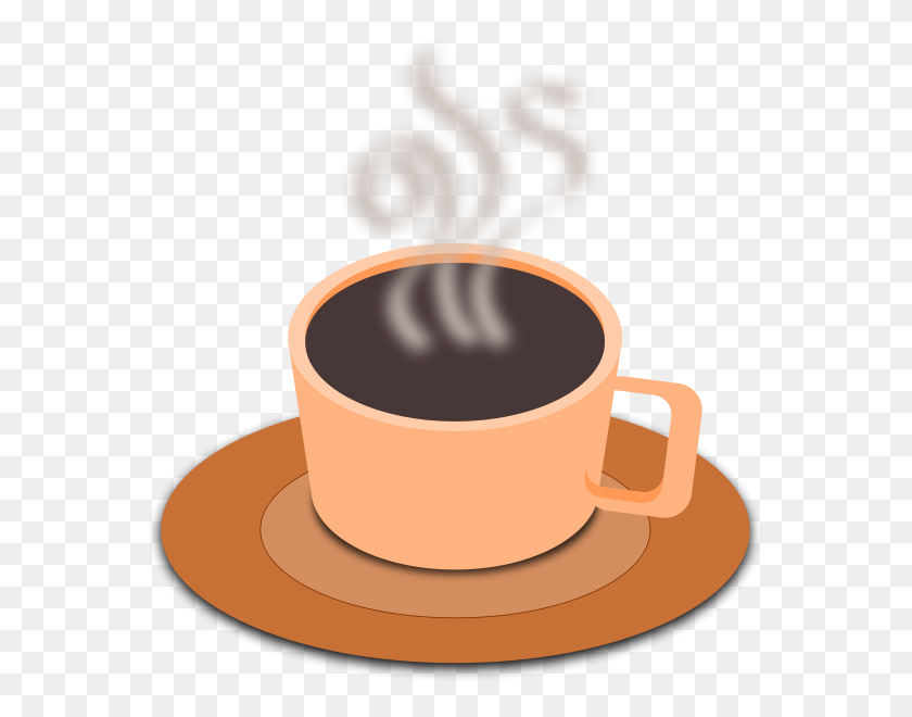 571x600 Coffee Clip Art Free Clipart Images Clipartix - Free Coffee Cup Clipart