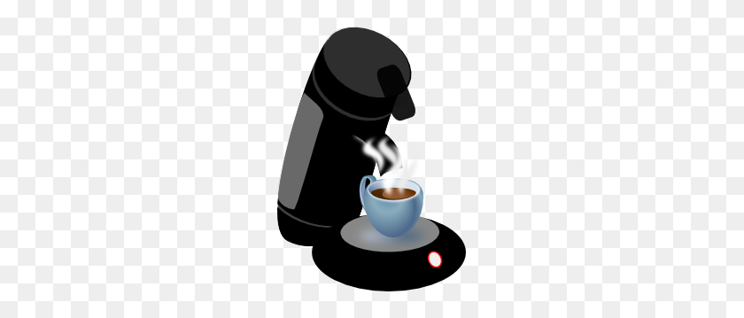 Coffee Machine Clip Art Free Vector - Coffee Clipart Free