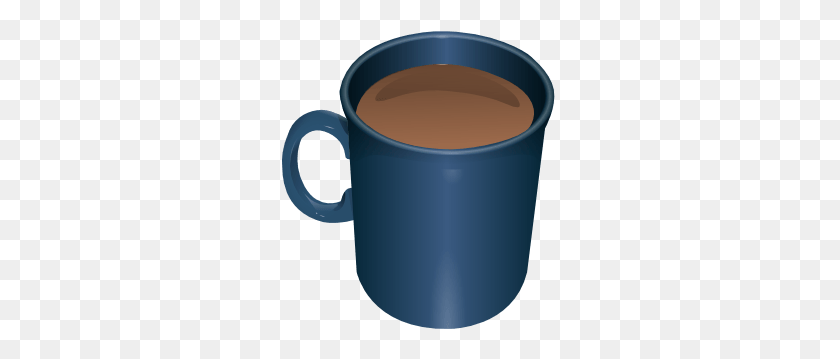 276x299 Coffee Mug Cliparts - Free Clipart Coffee Cup Steaming