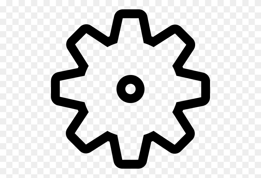 Cog Icon With Png And Vector Format For Free Unlimited
