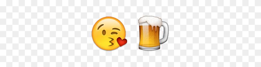 Man Cave Cerveza - Beer Emoji PNG – Stunning free transparent png