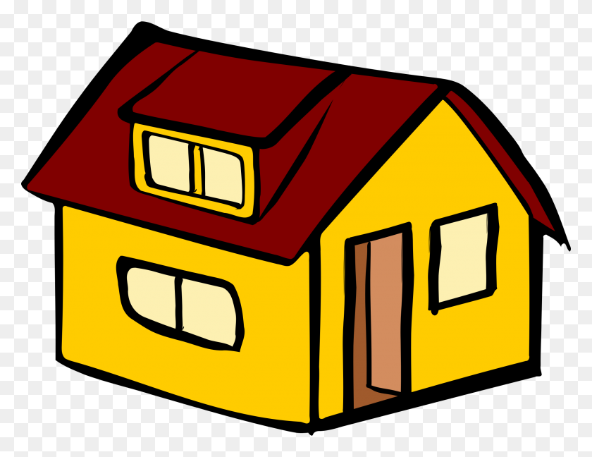 Collection Of House Drawing Clip Art Download Them And Try To Solve - Old House Clipart
