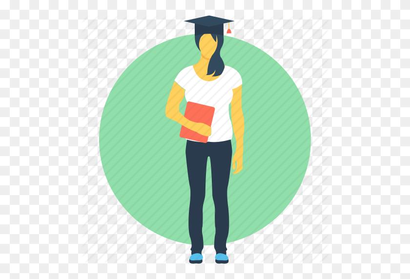 College Student, Female Graduate, Graduate, Student, Student - College Student PNG
