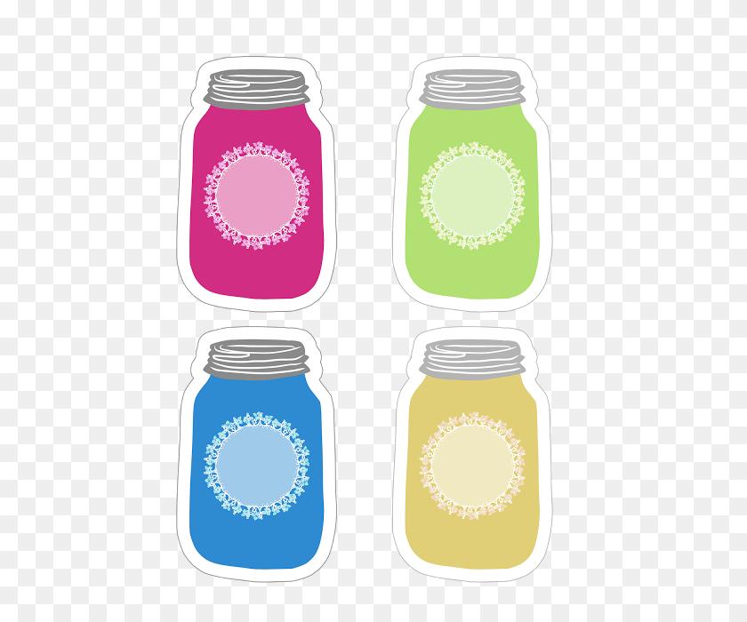 Colorful Mason Jar Tag Collection Free Printable The Purposes - Mason Jar Clip Art