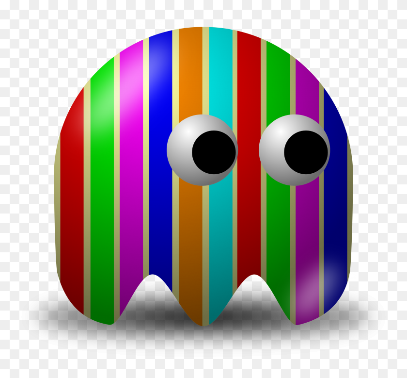 Colorful Stripes Composited Over An Avatar Character - Meteorologist Clipart