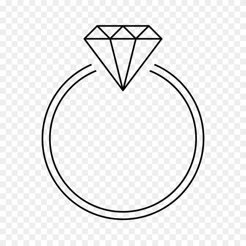 Coloring Pages Of Wedding Rings Free Coloring Pages - Lord Of The Rings Clip Art