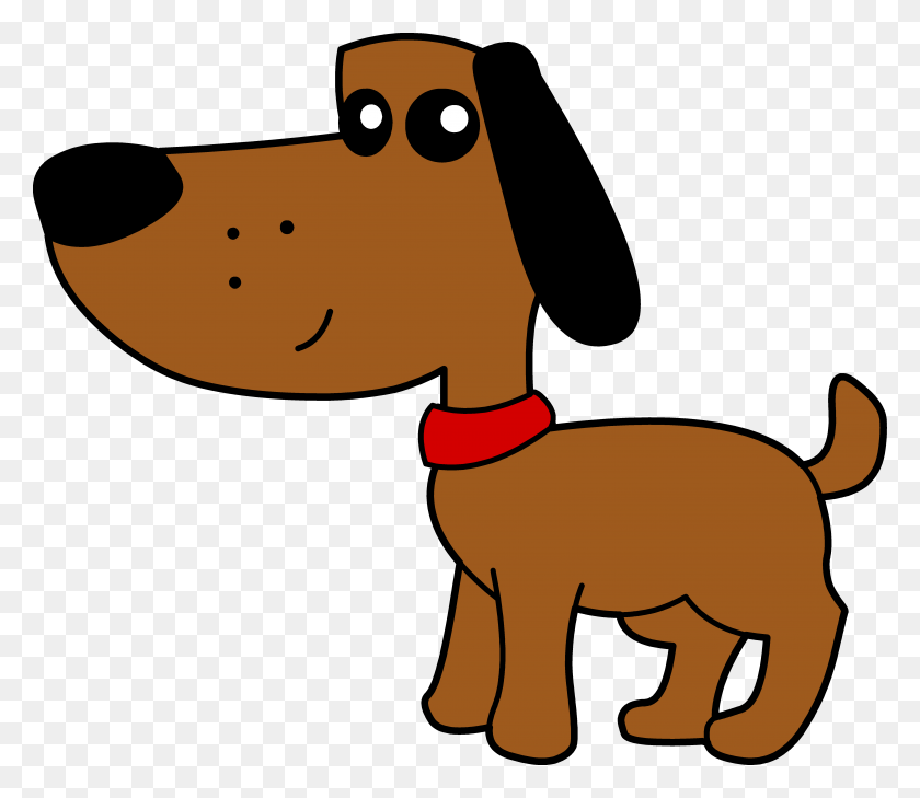 the best cute dog at doghouse in garden illustration - dog clipart png  black and white PNG image with transparent background | TOPpng