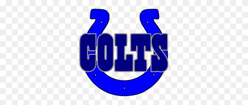 Colts Logo Clip Art - Nfl Football Clipart