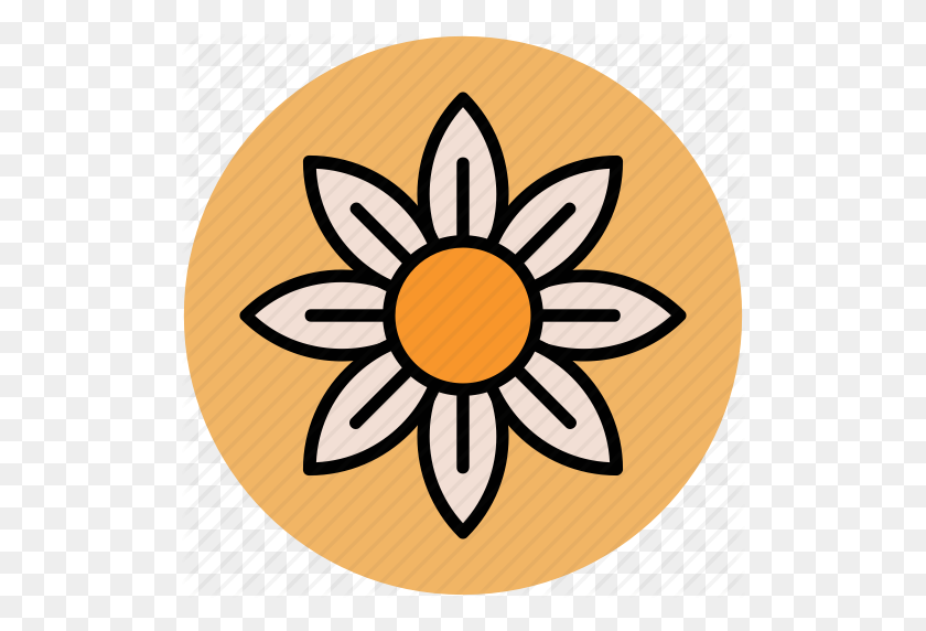 Columbine, Columbine Flower, Flower, Spring Wild Flower, Wild - Flower Circle PNG