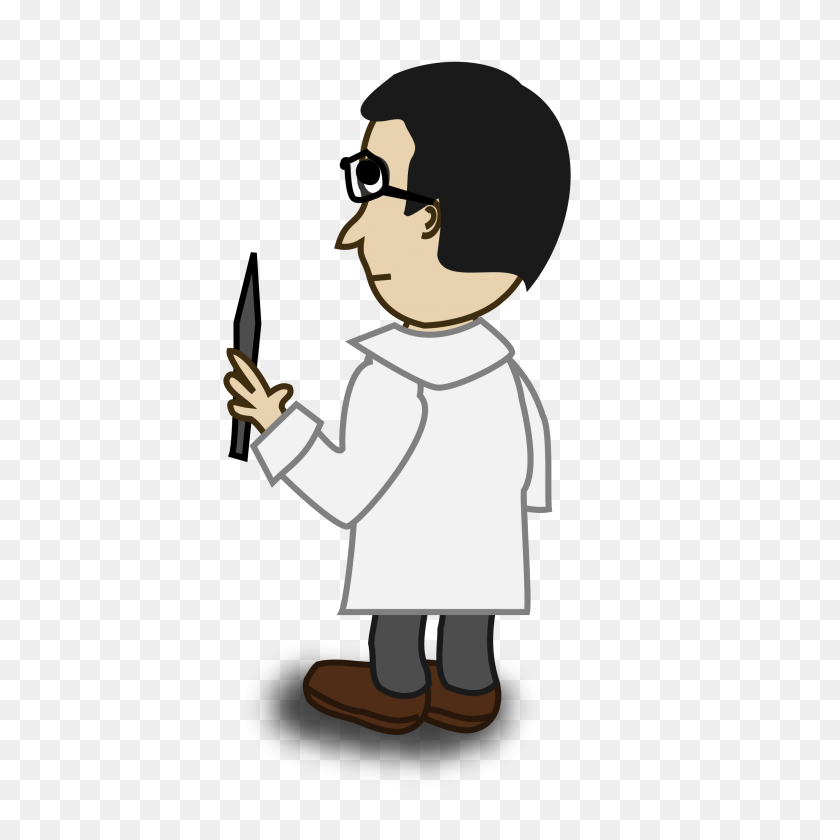 Comic Characters Professor Icons Png - Professor PNG