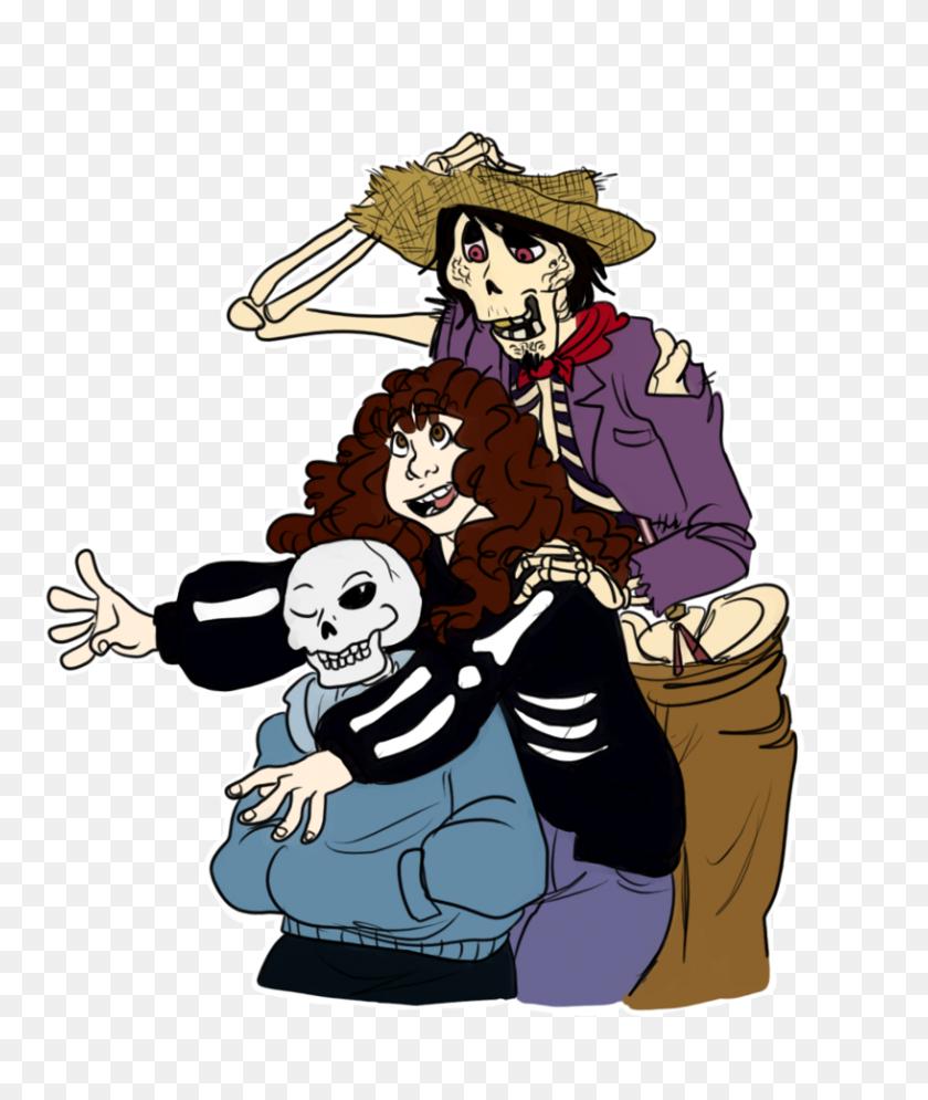 Comm Pile Of Bones - Pile Of Bones PNG