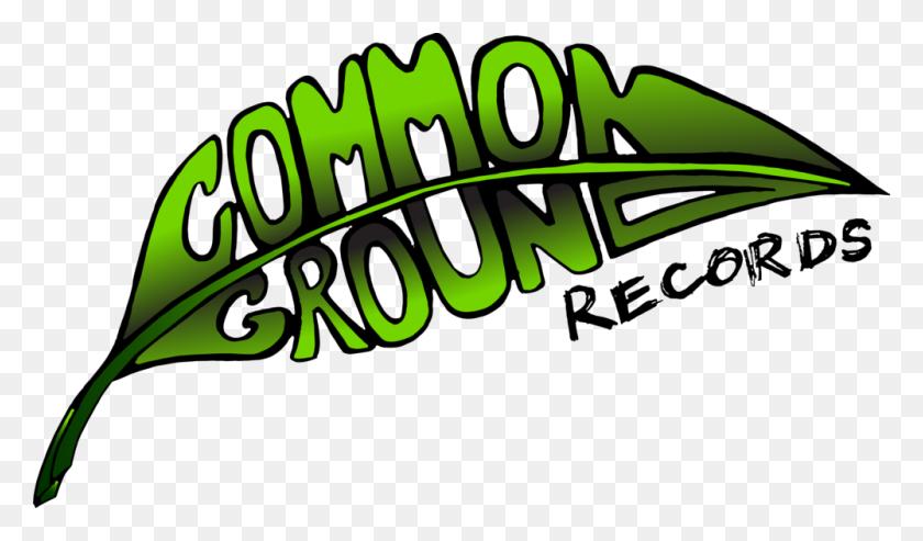 Common Ground Og Logo Tee Common Ground Records - Plant Sale Clip Art
