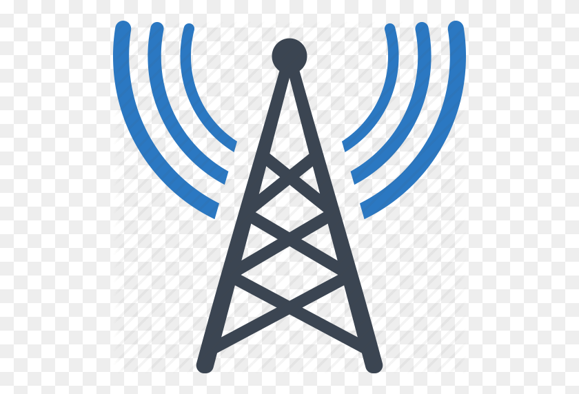 Communication Tower, Radio, Tower Icon - Radio Tower Clip Art