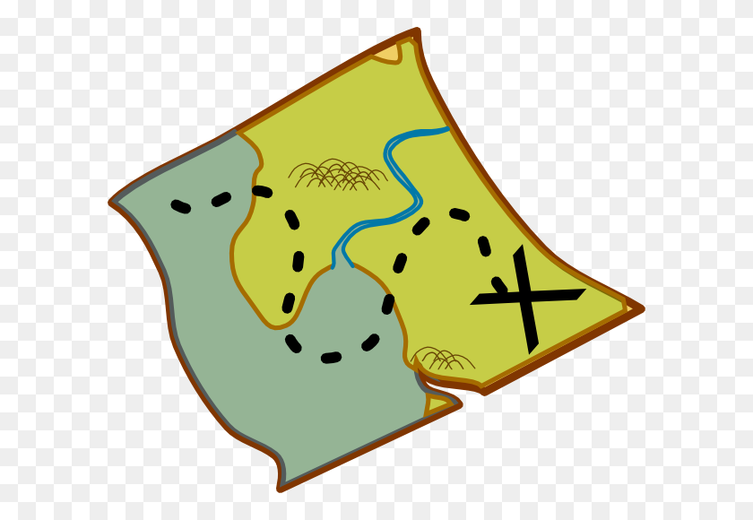 Community And Neighborhood Map Clipart - Neighborhood Clipart