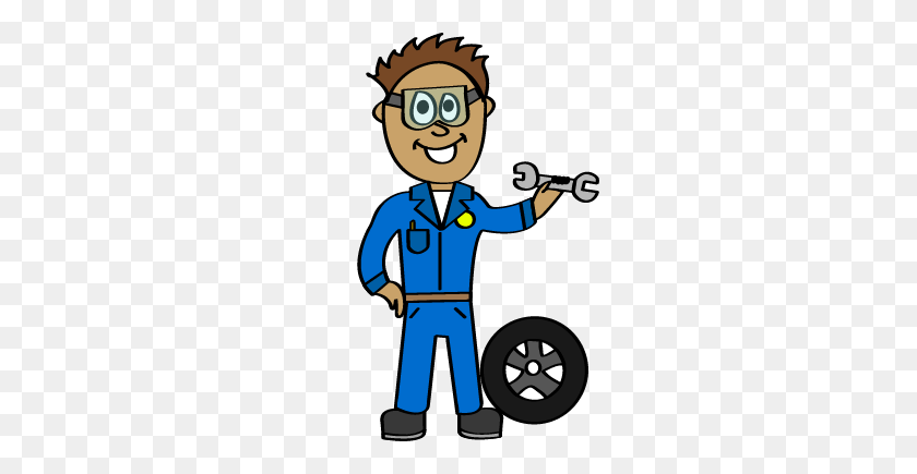 Community Helpers Bundle The Mechanic! Tell Me What You All - Pastor Appreciation Month Clipart