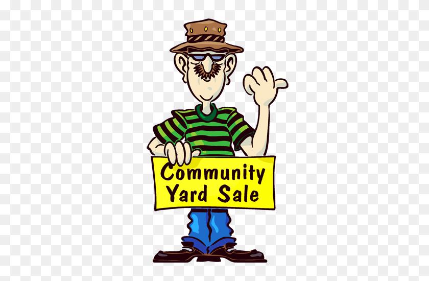 Community Yard Sale Hma Public Relations - Yard Sale Clip Art
