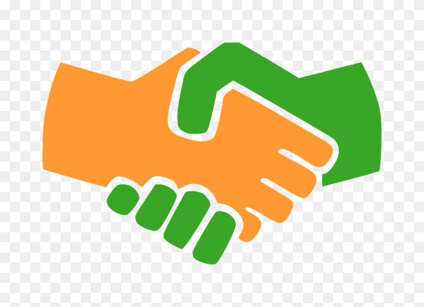 Companions Quillsoft - Shaking Hands PNG