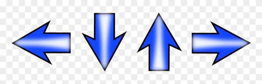 2752x750 Computer Icons Download Arrow - Arrow Sign Clipart