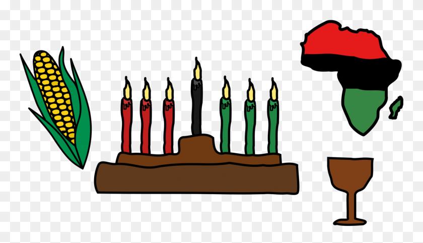 Computer Icons Symbol Kwanzaa Hanukkah Menorah - Menorah Clipart