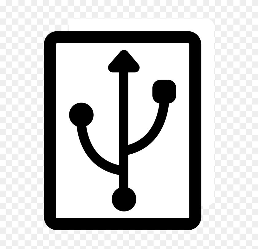 Computer Icons Usb Flash Drives Mount Hard Drives - Usb Clipart