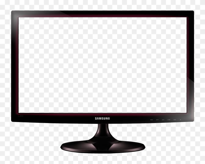 Computer Monitor Png Image - Screen PNG