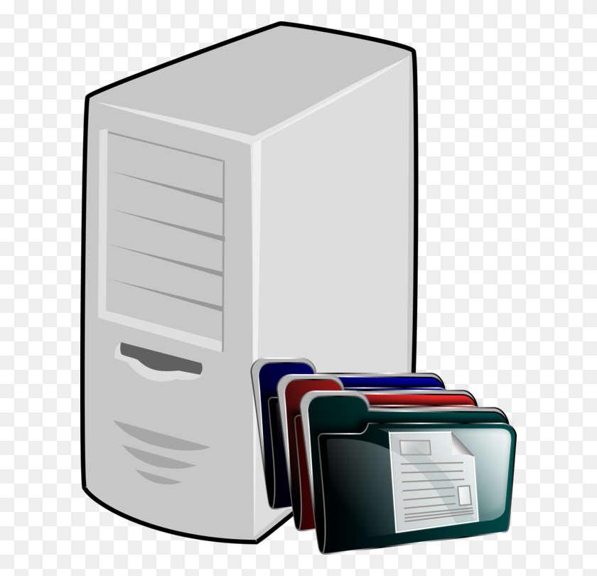 Computer Servers Server Computer Icons Document Management - Computer Server Clipart