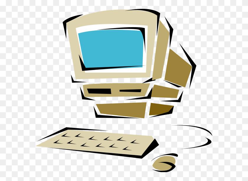 Computer Technology Clipart, Computer Technician Clipart - Technology Class Clipart