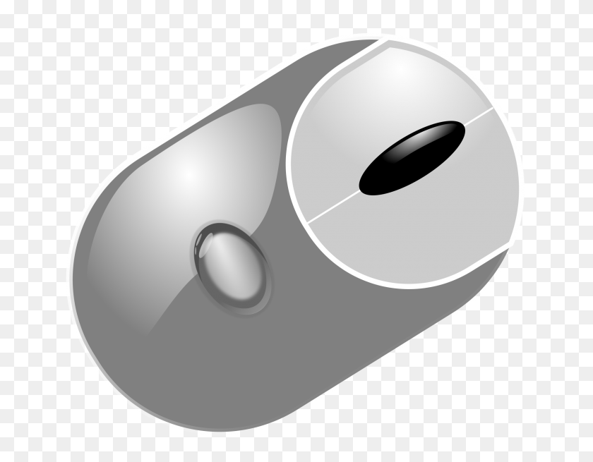 2400x1832 Computer Wireless Mouse Clipart Clip Art Images - Arrow Clipart No Background