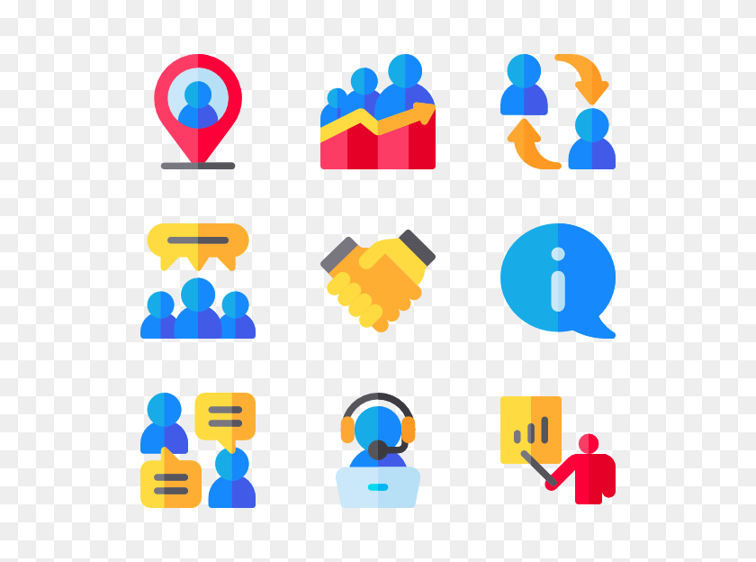 600x564 Conference Icons - Meeting Icon PNG
