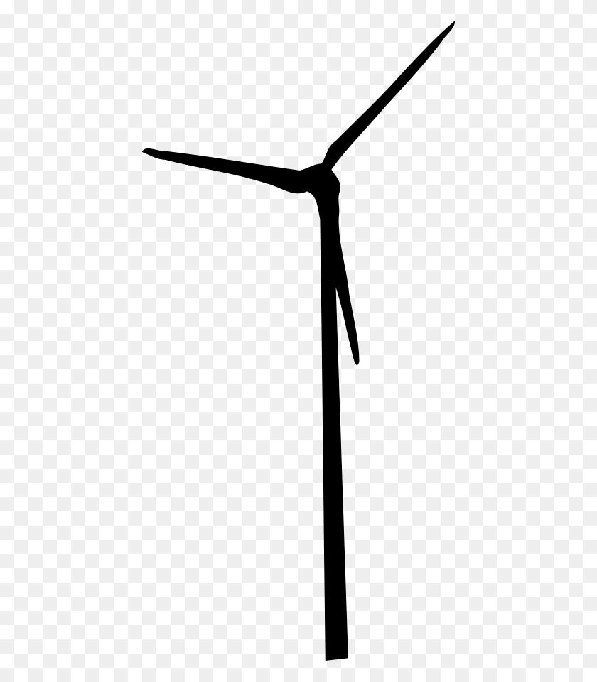 Construction Services - Wind Turbine Clipart