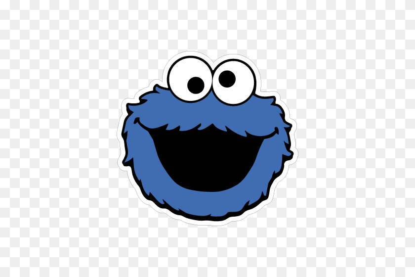 Cookie Monster Clipart Cookie Monster Clip Art Images - Monster Mouth Clipart
