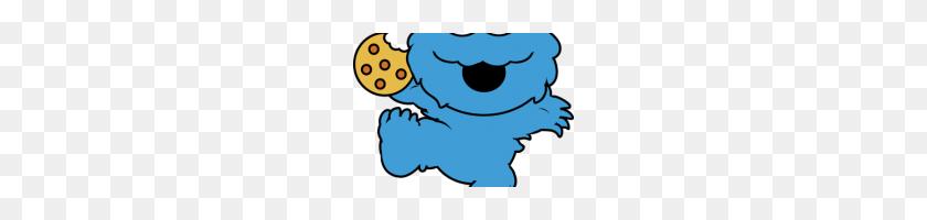 200x140 Cookie Monster Clipart Cookie Monster Clipart Cookie Monster Clip - Cookie Clipart